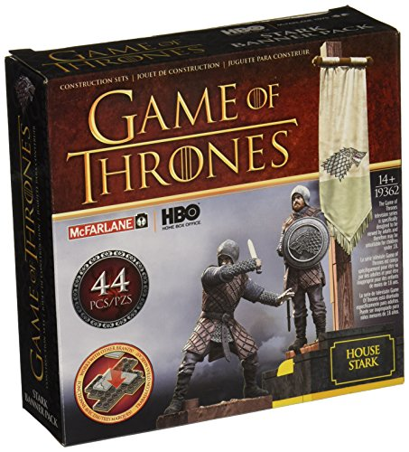 Mc-Farlane-Figurine-Game-of-Thrones-Building-Set-Stark-Banner-0787926193626