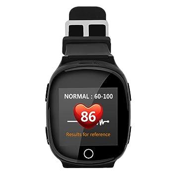 BAIJ GPS Tracker Watch, Reloj de posicionamiento para Personas de ...