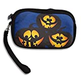 HalloweenLogo Purse/small Wallets.