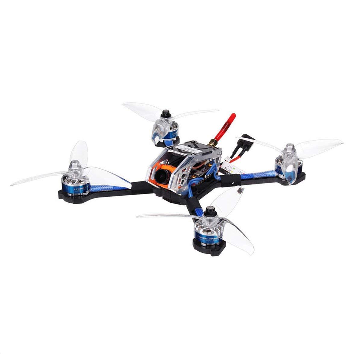 Kongqiabona LDARC KK Drohne FPV Drohne RC Quadcopter RC Racing Drohne Hochgeschwindigkeitsdrohne 800TVL Kamera Drohne Echtzeit Drohne OSD Drohne
