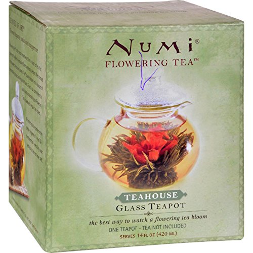(Numi Teas Glass Teapot Teahouse)