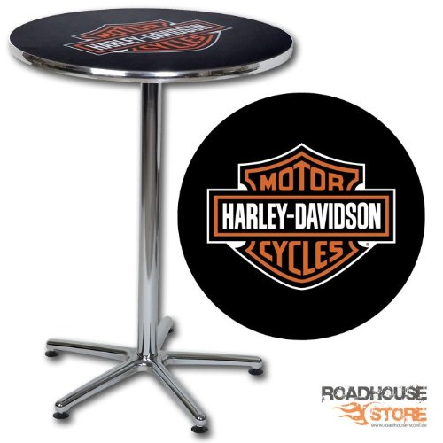 Tremendous Harley Davidson Bar Chairs Squirreltailoven Fun Painted Chair Ideas Images Squirreltailovenorg