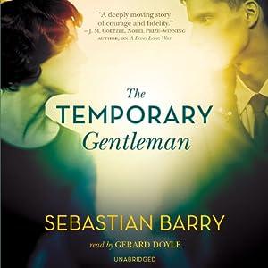 The Temporary Gentleman Audiobook