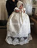 Florence Christening Gown Light Ivory