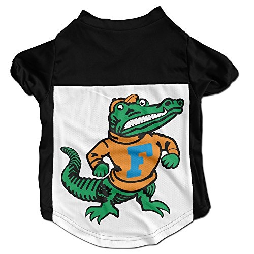 TAYC University Of Florida Gators Logo Fashion Costume Black S