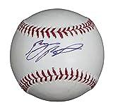 Byron Buxon Minnesota Twins Signed Autographed Rawlings Official Major League Baseball CAS COA