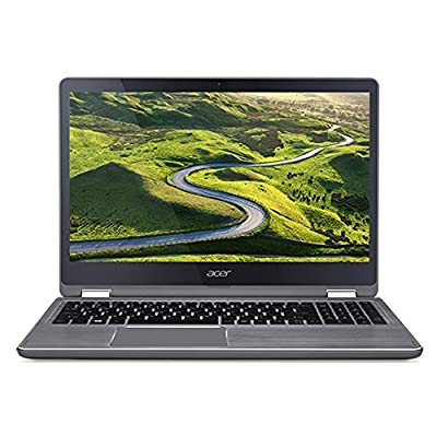 Acer Spin 3 SP315-51-79NT Touchscreen 2-1 Convertible Laptop: 15.6 FHD IPS Display, i7-6500U, 1TB HDD, 12GB DDR4 Ram, Dual-Band Wi-Fi, Bluetooth 4, Win 10