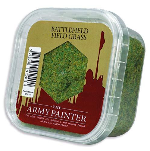 - The Army Painter Battlefields Essential Series - Field Grass, Static Battlefields Miniature Basing