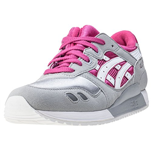 Grey Onitsuka Tiger Baskets Enfant lyte Pink Iii Gs Asics Gel Fq81R8dxw