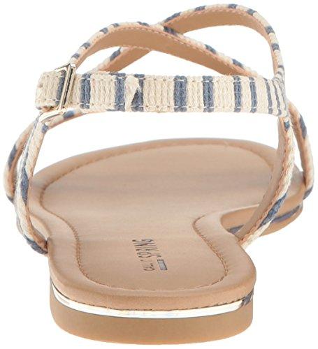 Chiamalo Primavera Donna Sandalo Gladiatore Sandalo Navy Multi