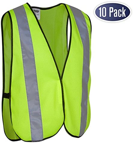 Safety Vest High Visibility Small Large