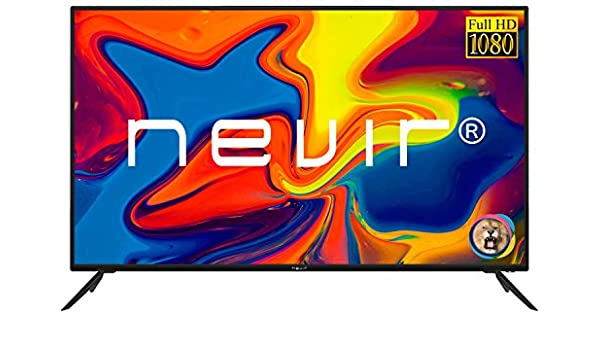 Nevir 7428 TV 50 LED FHD USB DVR 3xHDMI Negra: 267.35: Amazon.es ...