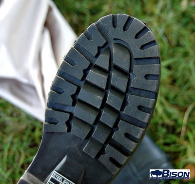 Bison traspirante,–Stivali di piedi–UK 9/EU 43,5