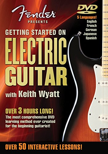 Hal Leonard Fender DVD Package - Getting Started On Electric ()