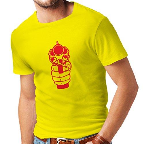 0278bced7c8d lepni.me T shirts for men I shoot to kill ! Gun Enthusiast, Handgun