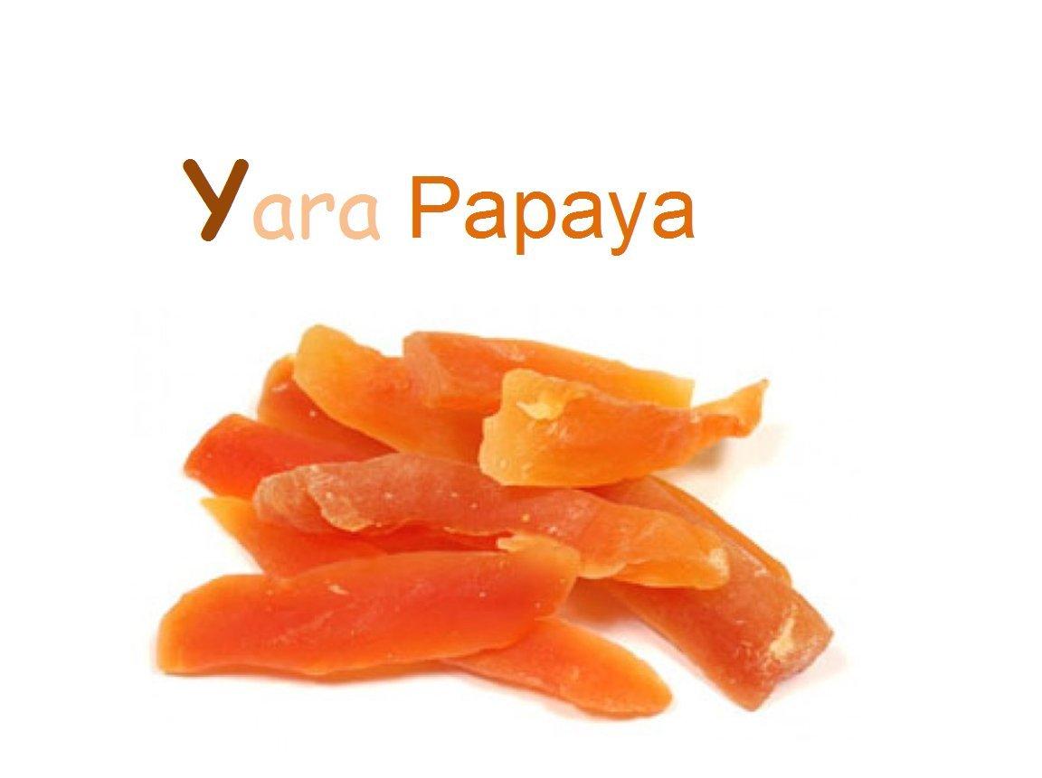Papaya Spears