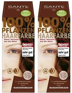 Henna haarfarben test