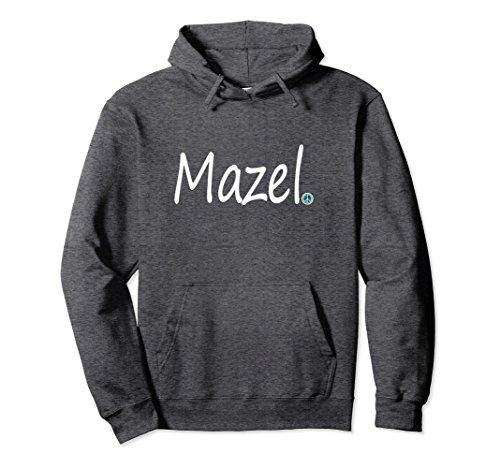 Unisex Inspirational Journey Tshirts Hoodie Mazel. Large Dark Heather