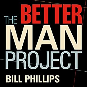 The Better Man Project Audiobook