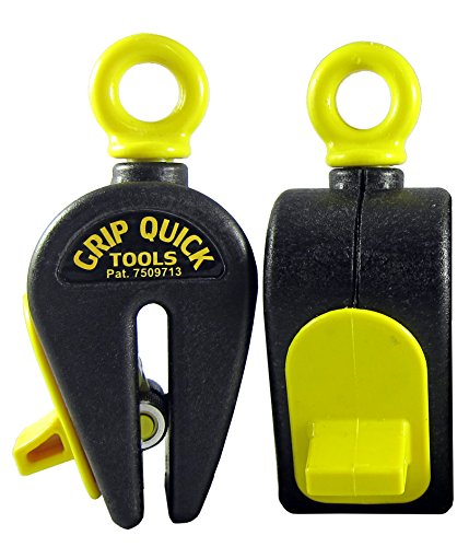 GRIP QUICK Professional Tarp Clips - 2 Pack by GRIP QUICK Tools
