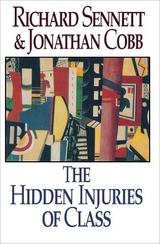 The Hidden Injuries of Class