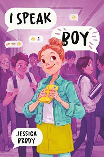 Book Cover: I Speak Boy
