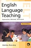 img - for English Language Teaching: Approaches, Methods, Techniques book / textbook / text book