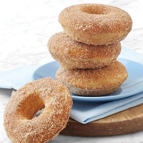 Stonewall Kitchen Mezcla de Donut azúcar canela, onzas caja ...