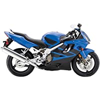 Blue Black Complete Injection Fairing Kit for 2001 2002 2003 HONDA CBR 600 F4i CBR600F4i