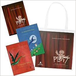 6972e1373a5 Bolsa De Leitura. Maria Clara Machado - Caixa - Livros na Amazon ...