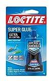 Henkel-Loctite 1674435 8 Pack 4 Gram Super Glue Ultra Gel Control, Clear