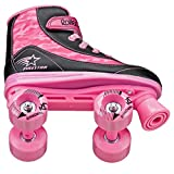 FireStar Youth Girl's Roller Skate Pink Camo