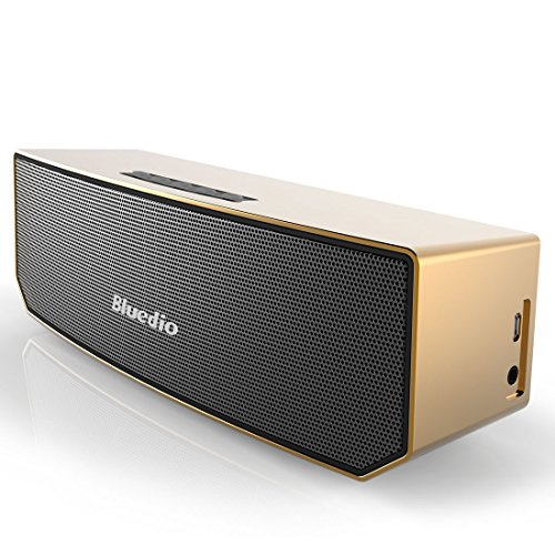 Bluedio BS-3  Portable Bluetooth Wireless Stereo Speaker wit