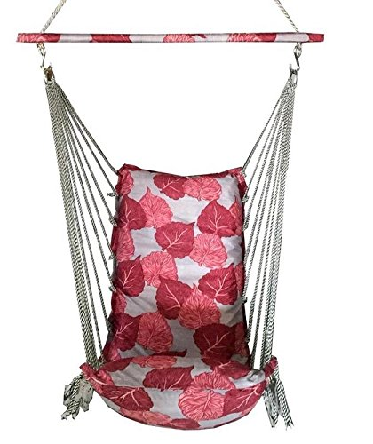 Patel Jula Hammock swings chair jumbo swing Soft Cushioned multicolor