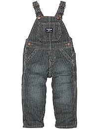 OshKosh B'Gosh Striped Overalls (Toddler)