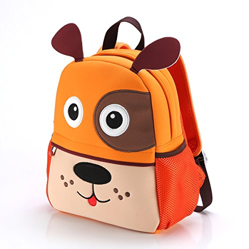 Coolwoo-Kid-Backpack-Boys-Girls-Pre-school-Backpack-Children-Bag-Dog