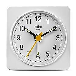 Zeon Ltd Braun Classic Travel Alarm Clock