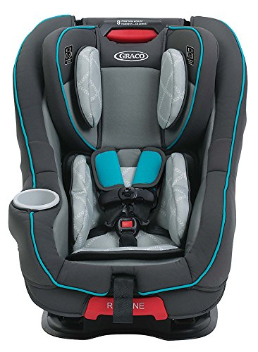 Graco Size4Me 65 Rapid Remove Convertible Car Seat Finch
