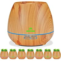 Miserwe 550ml Essential Oil Diffuser Planter