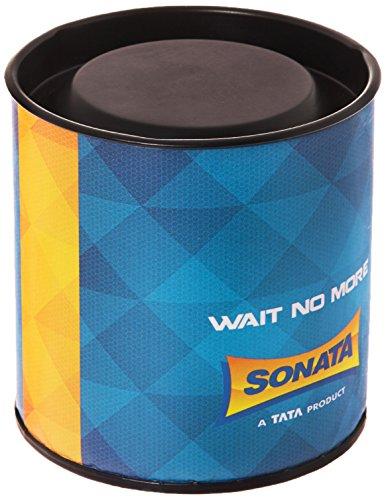 Sonata Digital Grey Dial Men's Watch -NL77006PP02