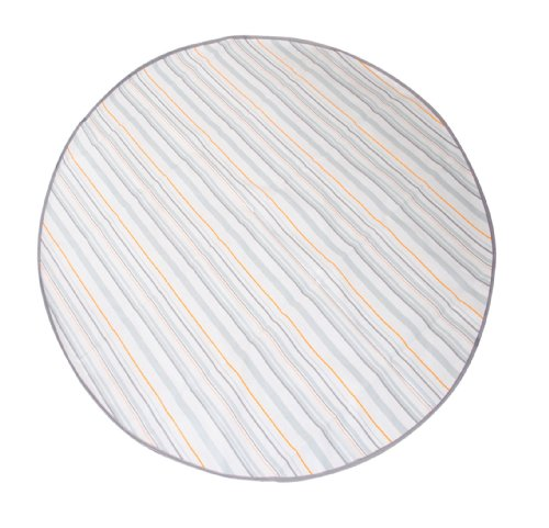 Prince Lionheart Multi-Purpose Catchall, Gray Stripe