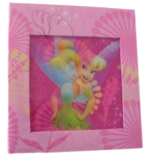 - Pink Tinkerbell Holographic Photo Album Book - Disney Tinkerbell Photo Album