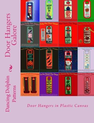 Door Hangers Galore: Door Hangers in Plastic Canvas