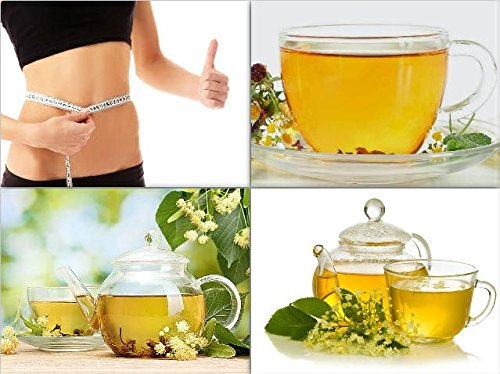 3 box (45 pack - Use 45 days) Trà Thảo Mộc giảm cân Vy & Tea -Vy & Tea - natural herbal tea help weight loss, sleep deep and purifying the body by Vy and Tea (Image #2)