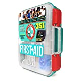 300+ Piece Emergency First Aid Kit Excellent For Workplace Home Or Camping