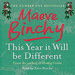 This Year it Will be Different Audiobook