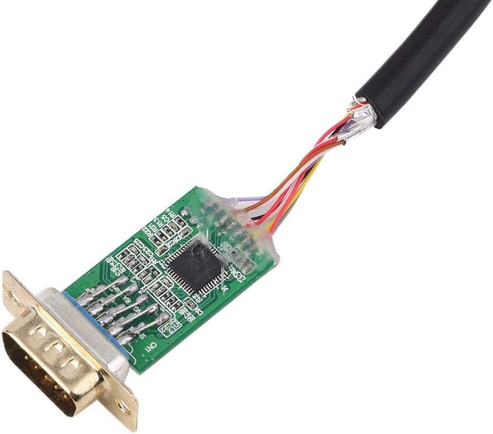 1.8M DP Display Port Male to VGA Male RGB D-SUB Cable Adapter HDTV Automatic Sink Detection Stand by Mode