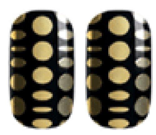 Dashing Diva Design FX Appliques, Golden Disc-o-pade, 42 (Disc Applique)