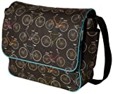 Danica Studio Laminated Messenger/Diaper Bag, Bespoke