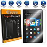 For Amazon Kindle Fire HD 7 (4th Gen, 2014) - SuperGuardZ® Tempered Glass Screen Protector [1 PACK], Anti-Scratch, Bubble-Free, Shatterproof [Lifetime Warranty]